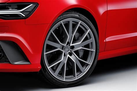 Audi Performance Wheels by Audi Rs6 And Rs7 Get Even Faster With New Performance