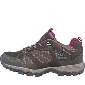 Karrimor Low Boots Black womens boots cheap black leather boots uk