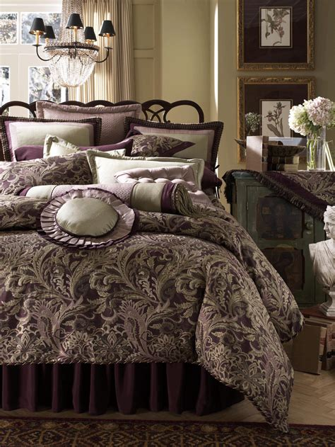 luxury bed sets luxury bedding luxury bedding sets with purple bed