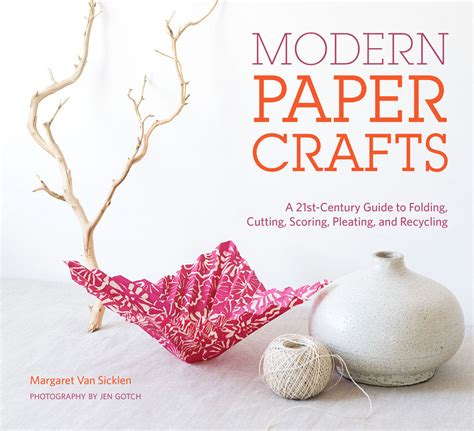 Paper For Craft Projects - modern paper crafts modern paper crafts