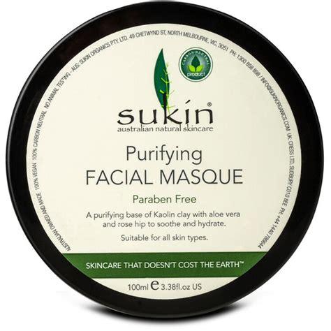 Promo Ready Stock Sukin Moisturiser 125ml sukin purifying masque 100ml hq hair