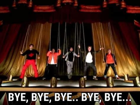 bye bye bye bye bye cover lyrics n sync song in images