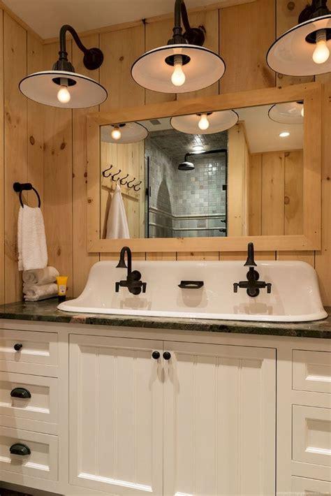 modern bathroom rustic decor ideas 07