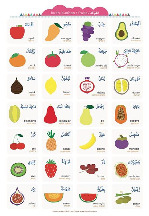 Buku Bantal Anak Mengenal Bentuk Dan Warna kamus bahasa arab bergambar kamus pintar 3 bahasa arab inggris indonesia