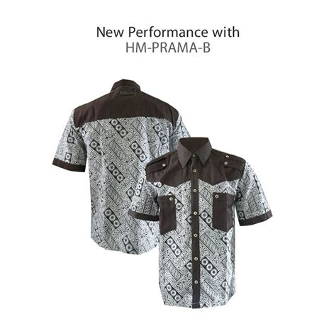 Hem Batik Katun Hm 15 pin by uswatun khasanah on kemeja batik pria