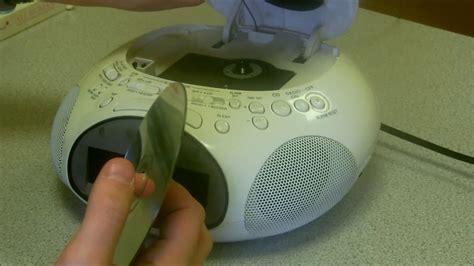 the sony machine icf cd831l cd player alarm clock radio with dual alarm