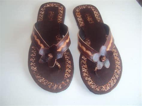 jamaican slippers leather craft sandals handmade jamaica canada enlight