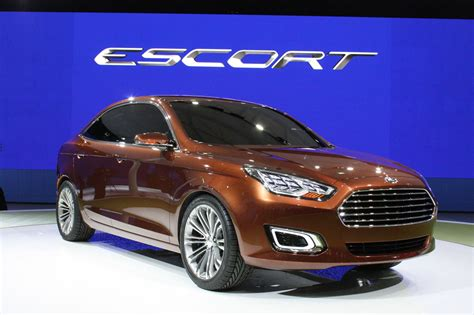 ford vehicles ford escort concept shanghai 2013 photo gallery autoblog
