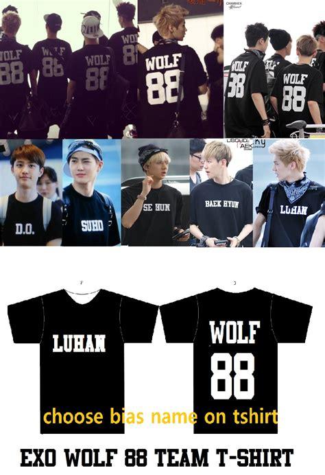 T Shirt Logo Exo K Pop B C korean cloudy house house of k pop stuff