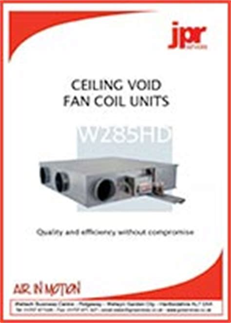 fan coil unit pdf fan coil units hvac fan coil systems