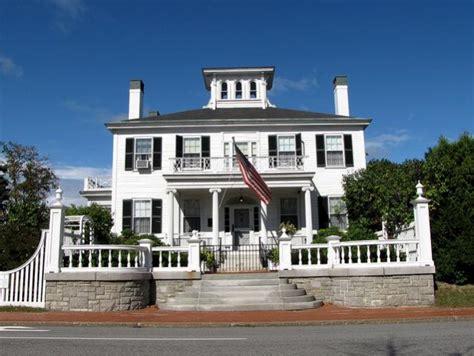 The Blaine House Augusta Maine