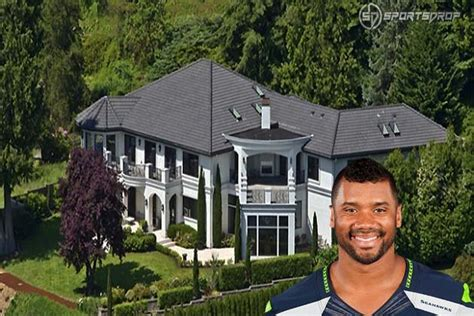 Russel Wilson House by 14 Homes Purchased By Nfl Players