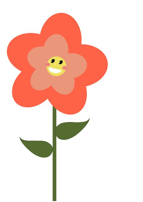 happy clipart happy flower clip cliparts