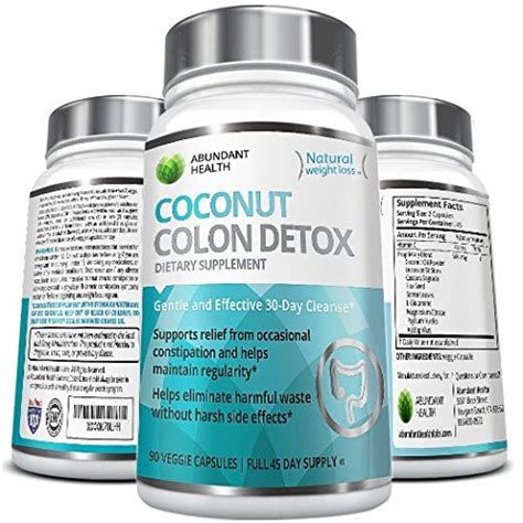 Coconut For Detox by Dietzon Weight Loss Diet