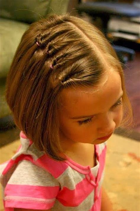 17 Best Images About Kids Hairstyles On Pinterest Braids | hairstyles for short hair kids girls