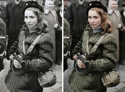 colorized historical photos colorized history 20 pics