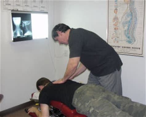 Dr Harris Office by Concordville Chiropractic Walk In Clinic Dr A