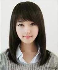 foto model potongan gaya rambut ikat pendek ala artis