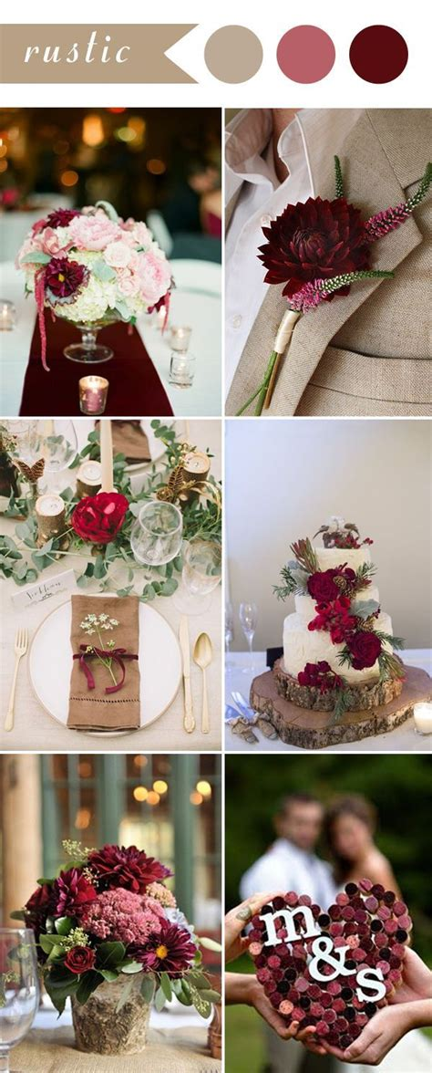 rustic wedding colors 25 best ideas about rustic wedding colors on