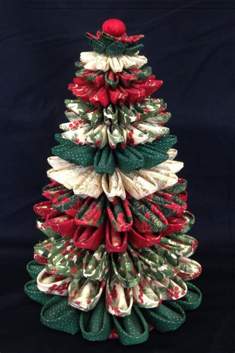 28 best folded fabric christmas tree folded fabric