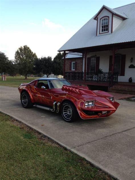 corvette summer car replica wheels