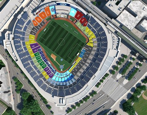 Bc Floor Plans nycfc releases yankee stadium seating chart sbnation com