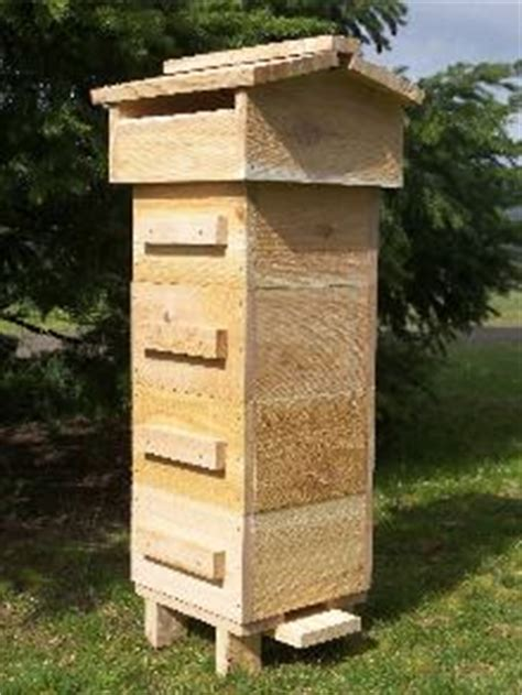 can you have a beehive in your backyard diybeehive com build your own warre garden backyard top bar bee hive