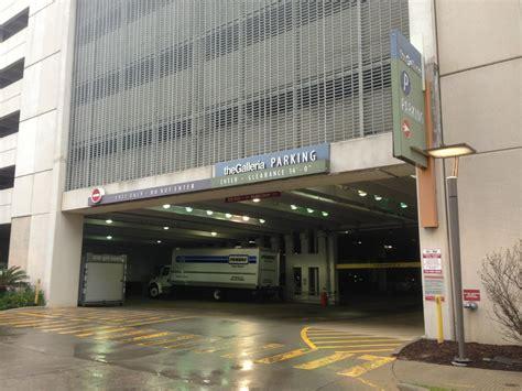 galleria garage parking in houston parkme