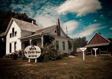 villisca axe murder house the villisca axe murder house in iowa lets you sleep in a crime scene
