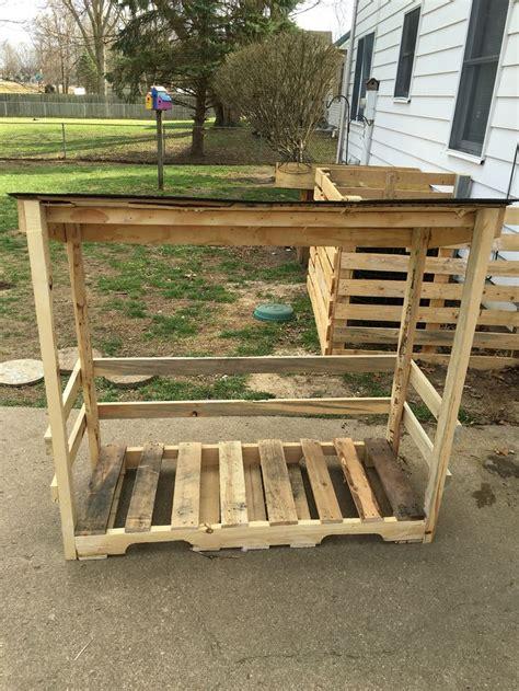 wood working  pallets images  pinterest carpentry color palettes  pallet