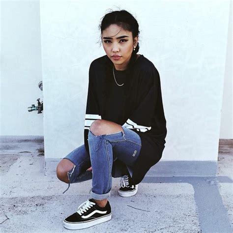 Kickers Ripet Up shoes sweater vans sneakers black vans black and