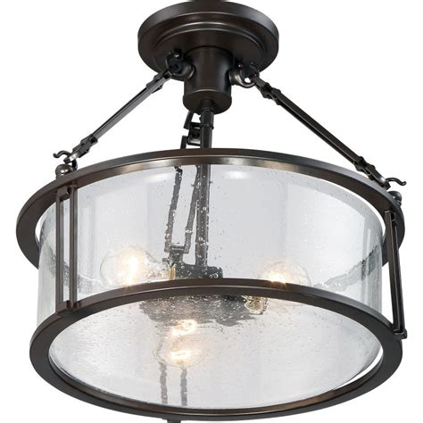 Western Lighting Fixtures Quoizel Bcn1716wt Western Bronze Buchanan 3 Light 16 Quot Wide