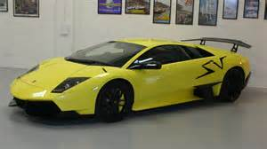 Lamborghini For Sale 2009 Lamborghini Murcielago Sv Up For Sale Picture