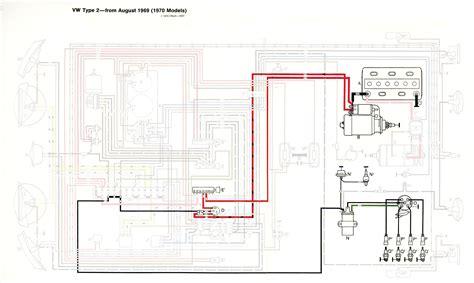 1969 vw starter wiring diagram 30 wiring diagram images