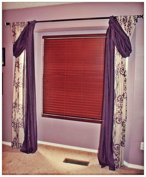 ways to drape curtains dress your windows 12 different ways to style the same