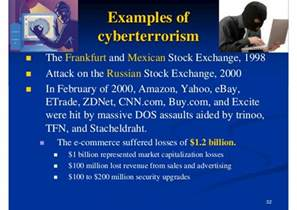 Cyber Terrorism Essay by Cyber Terrorism Fact Or Fiction 2011