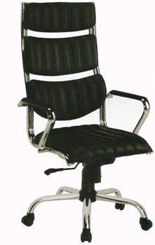 Pembersih Furniture Lutz High Back Chair Offisindo