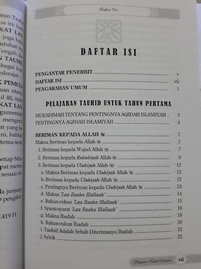 Kemegahan Dan Keindahan Surga Serta Para Penghuninya Buku Islam buku pelajaran tauhid untuk tingkat lanjutan toko muslim title