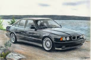 Bmw E34 Bmw E34 M5 By 2fast 2catch On Deviantart