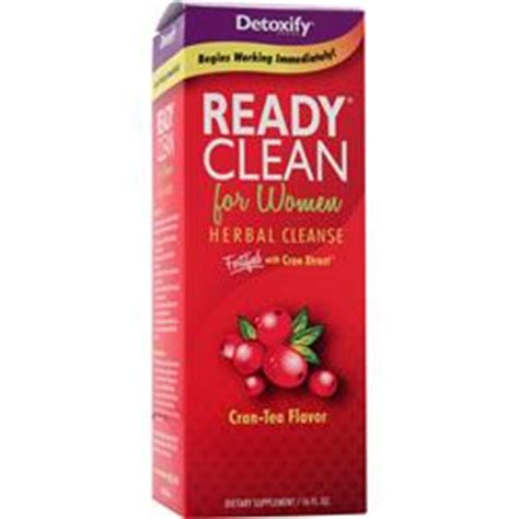 Detoxify Detox Ready Clean Reviews by Detoxify Ready Clean For Herbal Cleanse On Sale At