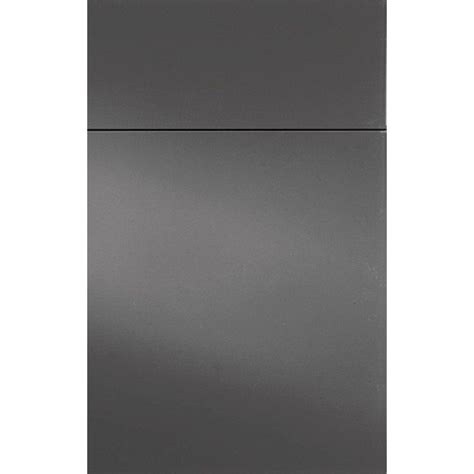 grey kitchen cabinet doors innermost 14x12 in novato acrylic cabinet door sle in