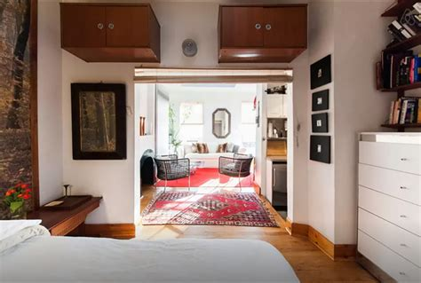 325 square feet 325sqft greenwich village apartment is smartly designed to