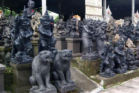 Tilavie Patung Kepala Singa Kayu Mahoni as pasaran utama patung bali kabari news