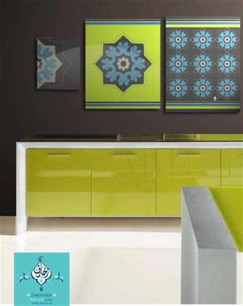 modern islamic wall modern islamic wall modern living room other