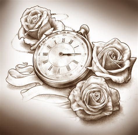sketch rose tattoo drawing fashion and lifestyles