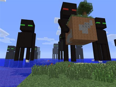 minecraft la invasian de giant enderman invasion 2 by ambrosece on