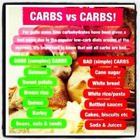 2 things carbohydrates do fitmiss on quot carbs vs bad carbs fitmiss tip