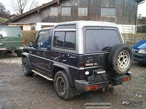 Daihatsu Rocky Lifted 1991 Daihatsu Dt Rocky Station Car Photo And Specs