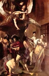 caravaggio le sta le sette opere di misericordia su poster e quadri