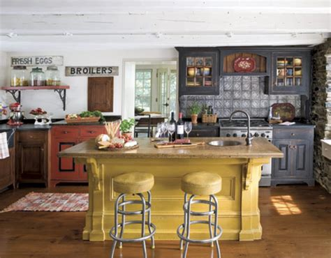 ideas for country kitchens the country kitchen wall d 233 cor ideas my kitchen